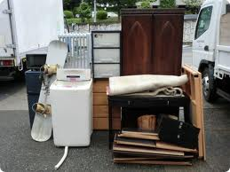household junk furniture collected